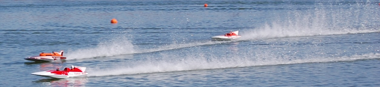 RC Gas Boats - Picture Gallery