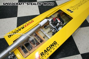 RC Boat Kits - Mono